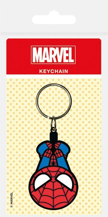 Marvel Kawaii Spider-Man Rubber Keychain