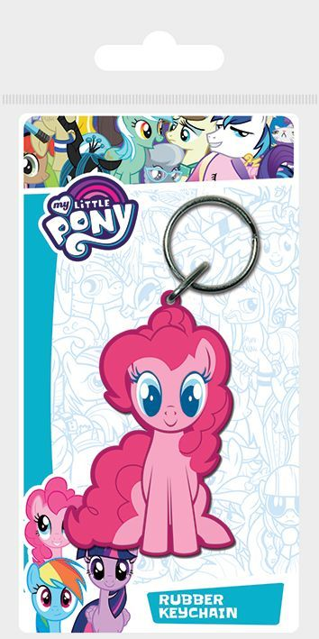 My Little Pony Pinkie Pie Rubber Keychain