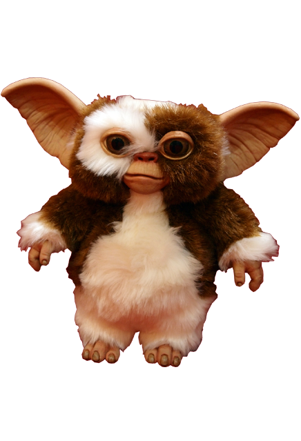 Gremlins Gizmo Replica Prop Puppet