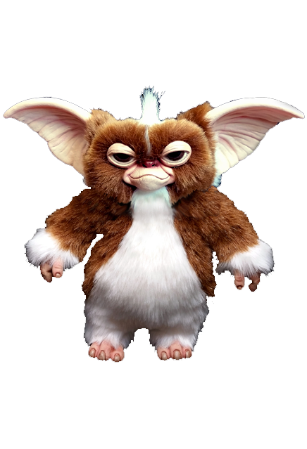 Gremlins Stripe Mogwai Replica Prop Puppet | Buy now at The G33Kery - UK Stock - Fast Delivery