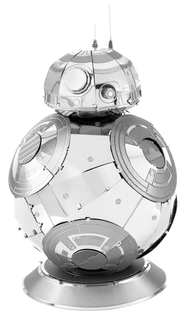 Star Wars BB-8 Model Kit by Metal Earth