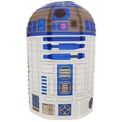 Star Wars R2-D2 Paper Light Shade